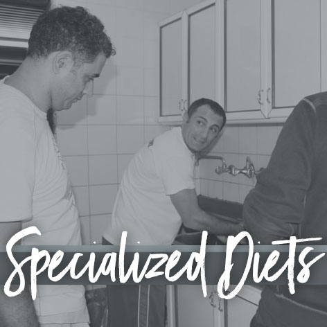 Specialized Diets with Body Mind Consultancy on Retreat - London, Beirut